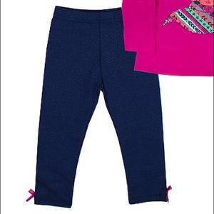 Nannette Matching Sets - Nannette Stripe Jacket Brave Fox Top & Leggings
